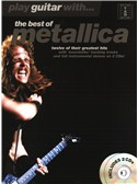 Play Guitar With... The Best Of Metallica (TAB). Guitar Tab Sheet Music, CD