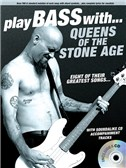 Play Bass With... Queens Of The Stone Age. Bass Guitar Tab Sheet Music, CD