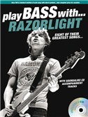 Play Bass With... Razorlight. Bass Guitar Sheet Music, CD