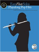 Solo Début Series: Easy Flute Solos: Playalong Pop Hits (Book/CD)