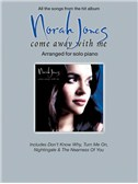 Norah Jones: Come Away With Me (Piano)