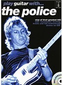 Play Guitar With... The Police (Book And CD). Guitar Tab Sheet Music, CD