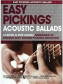 Easy Pickings: Acoustic Ballads