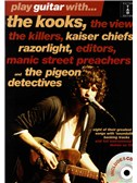 Play Guitar With... The Kooks, The View, The Killers, Kaiser Chiefs, Razorlight, Editors, Manic Street Preachers And Th.... Guitar Tab Sheet Music, CD
