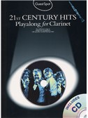 Guest Spot: 21st Century Hits Playalong for Clarinet (Book And CD)