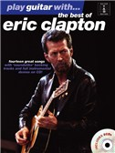 Play Guitar With... The Best Of Eric Clapton. Guitar Tab Sheet Music, CD
