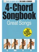 4-Chord Songbook: Great Hits