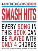 4-Chord Keyboard Songbook - Smash Hits