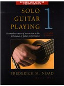 Frederick Noad: Solo Guitar Playing Volume 1 - Fourth Edition