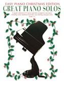 Great Piano Solos - Christmas Edition (Easy Piano Edition)