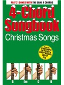 4-Chord Songbook: Christmas Songs