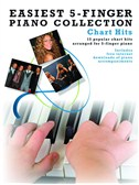 Easiest 5-Finger Piano Collection: Chart Hits