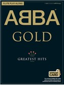 Abba: Gold - Flute Play-Along (Book/Audio Download)