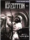 Play Drums With... The Best Of Led Zeppelin - Volume 1. Sheet Music, 2 x CD