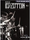Play Drums With... The Best Of Led Zeppelin - Volume 2. Sheet Music, 2 x CD