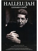 Leonard Cohen: Hallelujah (Single Sheet)