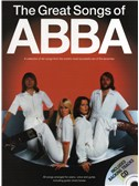 The Great Songs Of Abba (Book/CD)