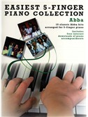 Easiest Five Finger Piano Collection: Abba