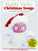 Quirky Wacky Christmas Songs (With Yule Log DVD)