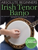 Absolute Beginners: Irish Tenor Banjo (Book/Download Card)