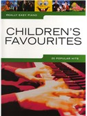 Really Easy Piano: Children's Favourites