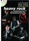 Play Along Guitar Audio CD: Heavy Rock