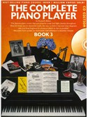The Complete Piano Player: Book 3 - CD Edition