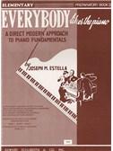 Everybody Likes The Piano: Preparatory Book