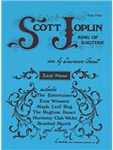 Miscellaneous Piano Collection Scott Joplin King Of Ragtime For Easy Piano