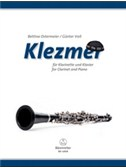 Bettina Ostermeiier: Klezmer For Clarinet And Piano