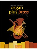 Organ Plus Brass Volume 3: Toccata Festiva (Organ/Wind Scores)