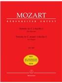 """Wolfgang Amadeus Mozart: Sonate In C-Dur """"Facile"""" Für Klavier"""