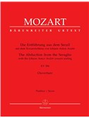 Wolfgang Amadeus Mozart: Die Entführung Aus Dem Serail Overture