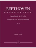 Ludwig Van Beethoven: Symphony No.3 In E Flat Op.55 Eroica (Full Score). Orchestra Sheet Music