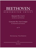 Ludwig Van Beethoven: Piano Concerto No.4 In G Op.58 (Two-Piano Reduction)