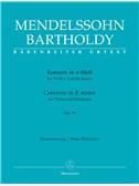 Felix Mendelssohn: Violin Concerto In E Minor Op.64 - Second Version 1845 (Barenreiter Urtext)