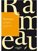 J-P. Rameau: Operatic Arias - Tenor Volume 1. Voice Sheet Music