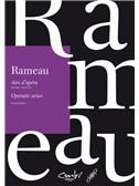 J-P. Rameau: Operatic Arias - Baritone And Bass. Baritone Voice Sheet Music