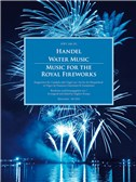 G. F. Handel: Water Music HWV 348-350; Music For The Royal Fireworks HWV 351. Harpsichord Sheet Music