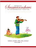 The Sassmannshaus Tradition: Early Start On The Viola - Volume 1. Sheet Music
