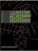Emil Hradecky: Jazz Etudes For The Young Pianist (Czech/German/English)