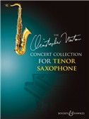 Christopher Norton: Concert Collection For Tenor Saxophone