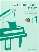 Grade By Grade: Piano - Grade 1 (Book/CD)
