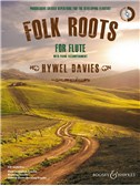 Hywel Davies: Folk Roots For Flute (Book and CD)