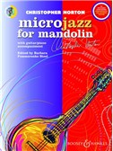 Christopher Norton: Microjazz For Mandolin (Book/CD)