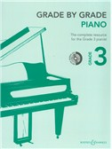 Grade By Grade: Piano - Grade 3 (Book/CD)