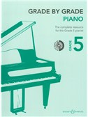 Grade By Grade: Piano - Grade 5 (Book/CD)