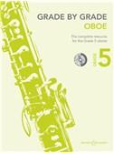 Janet Way: Grade By Grade - Oboe (Grade 5) Book/CD