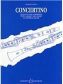Giuseppe Tartini: Concertino (Clarinet/Piano)