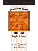 Douglas J. Cuomo: Fortune. SSAA Sheet Music